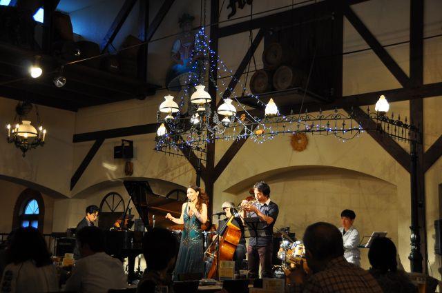 街のジャズクラブ1