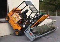 ミサイル運び