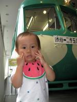 電車とバス②