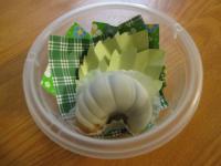 幼虫和菓子