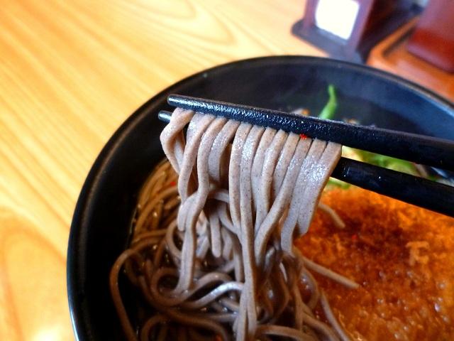 コロッケ蕎麦3