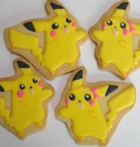 ピカチュウクッキー