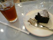 ケーキセット(ドリンクバー)