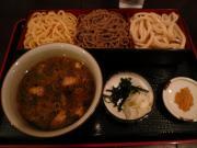 鴨汁 合盛3麺