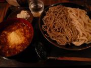 挽き肉とトマトの激辛チーズカレー汁(合盛)