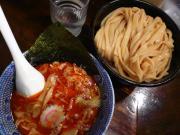つけ麺(中盛)、辛味ぷらす