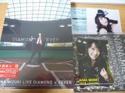 NANA MIZUKI LIVE DIAMOND & FIVER DVD