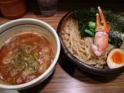 カニつけ麺