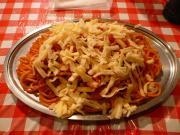 ナポリタン・チーズ(大盛)