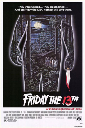 friday the 13th-s