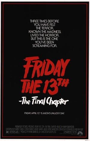Friday the 13th The Final Chapter-s