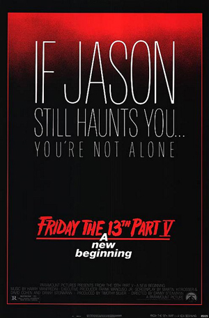 Friday the 13th A New Beginning-s