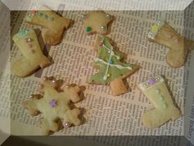 X'mas クッキー