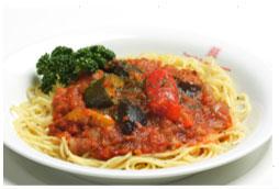 畑のスパゲティ