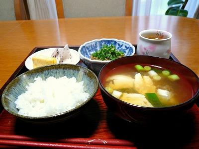 091029朝食