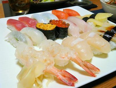 01116お寿司