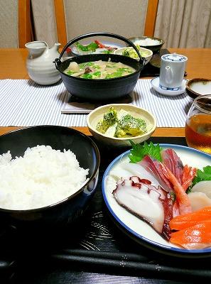 091112夕食