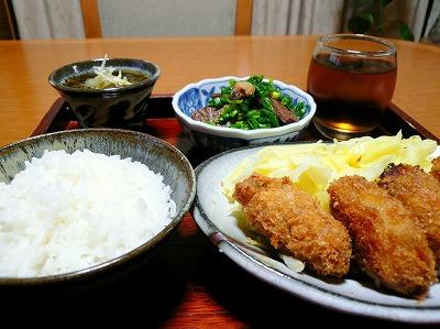091211夕食
