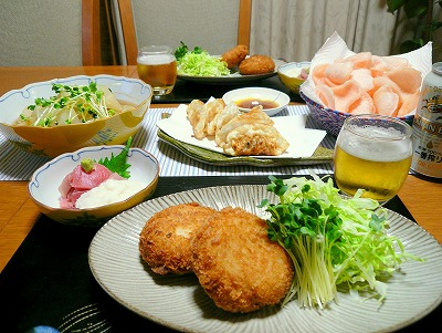 091201夕食