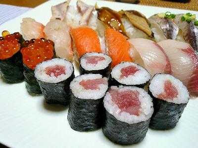 091209お寿司
