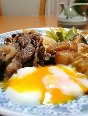 091215すき焼き煮
