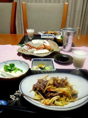 091222夕食