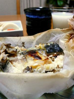 100108鯖のなれ寿司