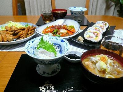100128夕食