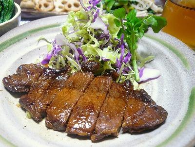 100202豚肉の味噌漬け