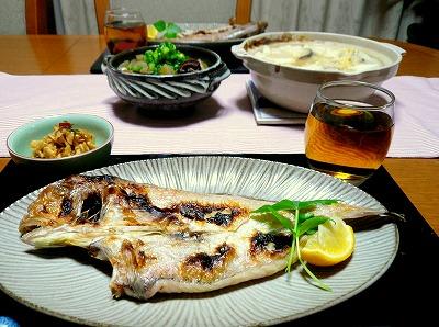 100216夕食