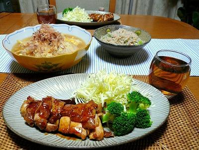 100225夕食