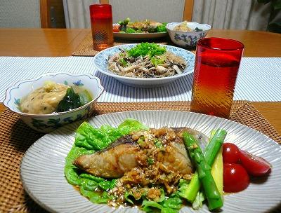 100401夕食