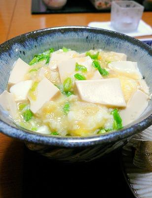 100405豆腐のふわたま丼