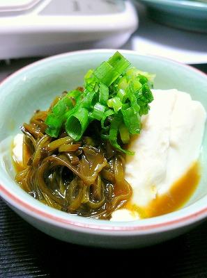 100428めかぶ豆腐
