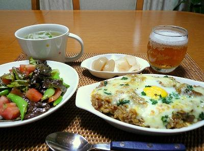 100614夕食