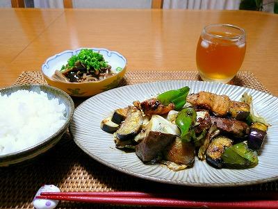 100803夕食