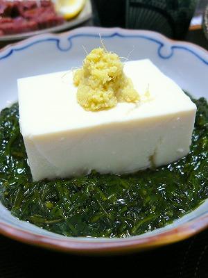 100723ギバサ豆腐