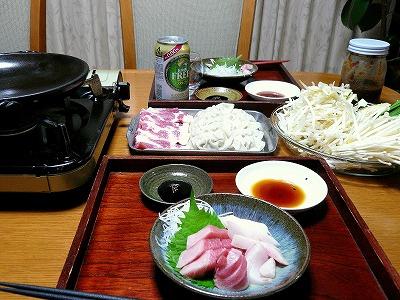 100801夕食