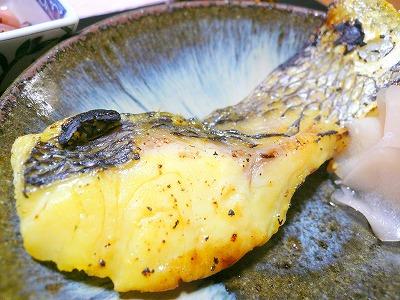 100805真鯛の味噌漬け