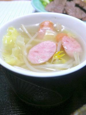 101212中華スープ