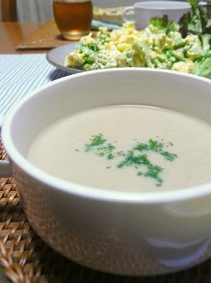 101213きのこのスープ