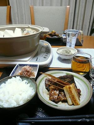 101215夕食