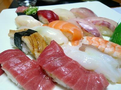 101221お寿司