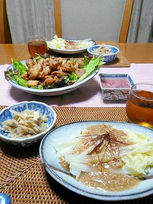 101223夕食