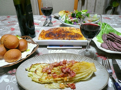 110108夕食