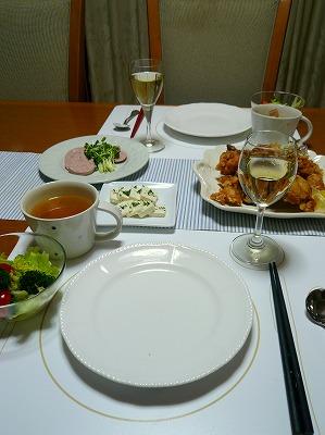 110126夕食