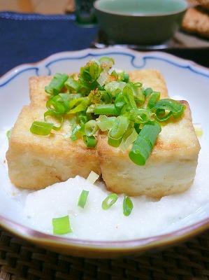 110119とろろ揚げ出し豆腐