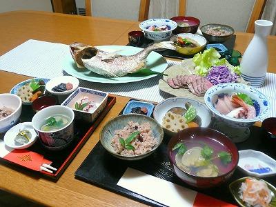 110124夕食
