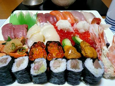 110130お寿司
