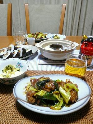 110204夕食